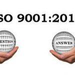 مزایای ایزو 9001