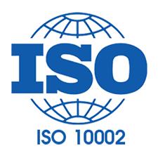 مشاور ایزو 10002 در سازمان
