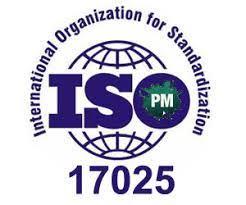 اخذ استاندارد ایزو 17025