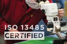 کاربرد الزامات ایزو 13485
