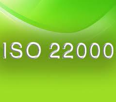 گواهینامه استاندارد ایزو 22000
