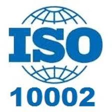 درخواست گواهینامه ایزو 10002