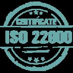 مشاوره ایزو 22000