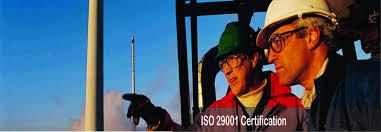 استاندارد ایزو 29001 در حوزه نفت و گاز