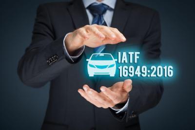 استاندارد iatf 16949