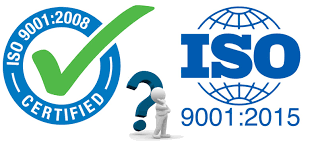 اخذ ایزو 9001 ورژن 2015 چقدر لازم است؟
