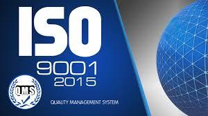 صدور گواهینامه ایزو 9001 کیفیت