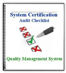 سفارش چک لیست ممیزی داخلی استاندارد iatf 16949