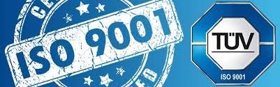 اخذ ایزو 9001 سیستم مدیریت کیفیت