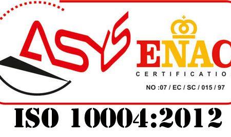 مزایای ایزو 10004 چیست؟