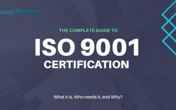 راهنمای کامل دریافت گواهینامه ایزو 9001